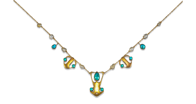 The Fascinating History of Antique Turquoise Jewellery