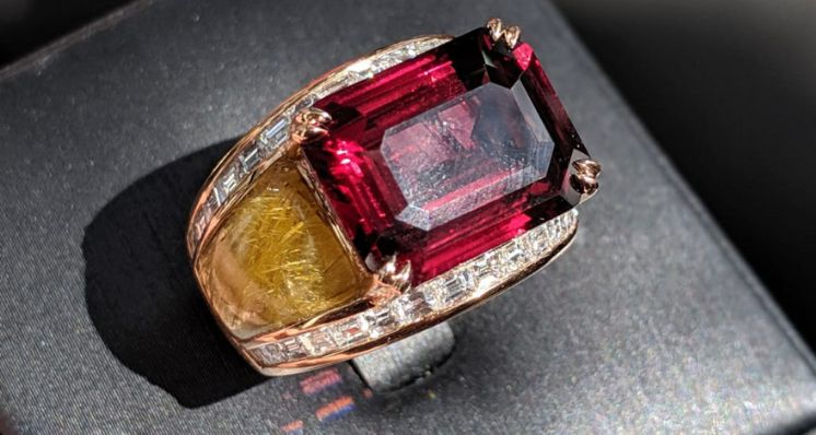 A First Time Visit to International Jewellery London 2019