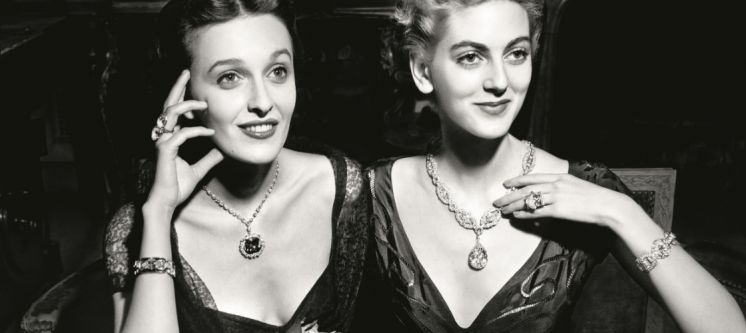 The Famous Diamond Collection of Harry Winston