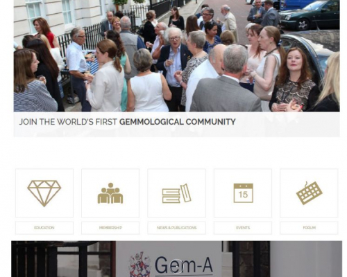 Welcome to the new Gem-A website